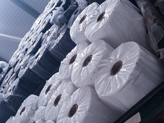 Woven Polypropylene Fabrics